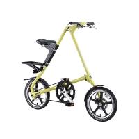 스트라이다 LT + MUSTARD 미니벨로 접이식 자전거