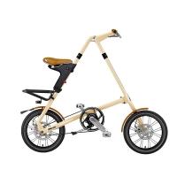스트라이다 SD QR (2단 변속) CREAM 미니벨로 접이식 자전거