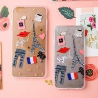 I Love Paris iPhone 6/6S/6Plus Case