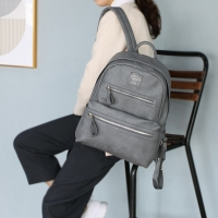 Office Leather Backpack Daily