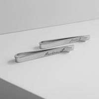 Cherish Silver Tiebar (실버 넥타이핀)- 맞춤제작