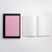 16프리노트 미디움 핑크