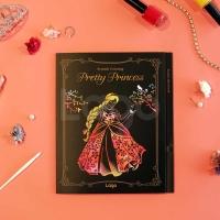 스크래치 컬러링북 프리티 프린세스_Scratch Coloring Book Princess