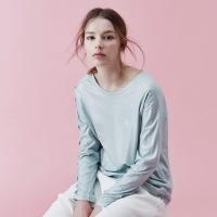 [sweet180] GLITTERY PEARL LONGSLEEVE T-SHIRTS