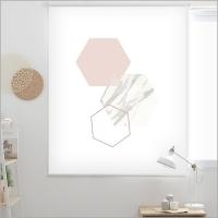 지오매트릭 롤스크린 - 4 colors
