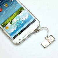 [키넥스] 64GB 미니스톤 W/M OTG USB 메모리/저장기능/O_(306937)