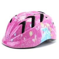 디즈니 프린세스 아동용 인라인 스케이트 헬멧