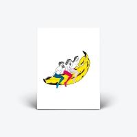 바나나걸 - Minzo.king