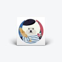 FRANCE DOG - klucystudio x beyond closet