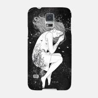 [그라폴리오] 밤하늘소녀#10 (갤럭시)_(612314)