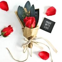 로즈 미니 꽃다발