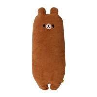 코트니프렌즈 쿠션인형 초코브라운(곰)