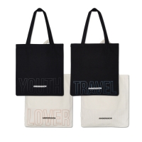 [텐바이텐단독]UNISEX Two-Tone Logo Eco Bag s018_4Color