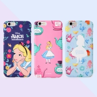 [Disney]Pattern Alice_아이폰6/6S케이스