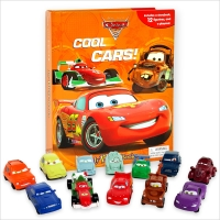 DISNEY PIXAR CARS2 COOL CARS : MY BUSY BOOKS