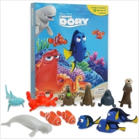 DISNEY FINDING DORY MY BUSY BOOK