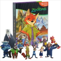 DISNEY ZOOTOPIA MY BUSY BOOK