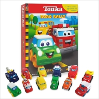 TONKA MY BUSY BOOK