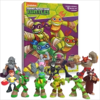 NICK HALF-SHELL NINJA TURTLES MY BUSY BOOK
