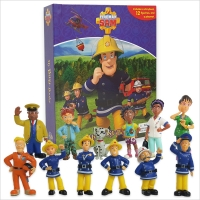 FIREMAN SAM MY BUSY BOOK
