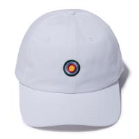 TARGET BALL CAP - WHITE_(823275)