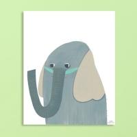 [Millim]Zoo_코끼리