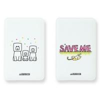 유기동물 기부 캠페인 세이브미 보조배터리