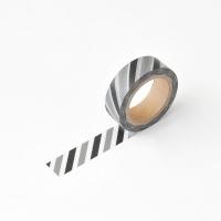 왈가닥스 오블리크 마스킹테이프 - 177 Mono Oblique