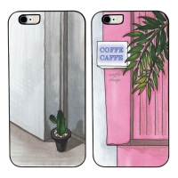 'SIMSOO' CAFETE(2TYPE) BLACK CASE