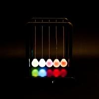 LED 진자운동 무드램프