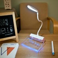 LED 데스크 메시지보드 스탠드