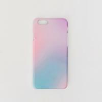 Afterimage phone case violet