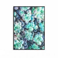 꽃그림액자 플라워 식물 북유럽 거실 인테리어