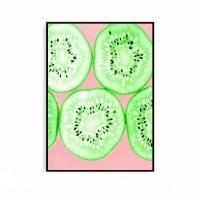 과일액자 키위 그림 모던 북유럽 인테리어 포스터