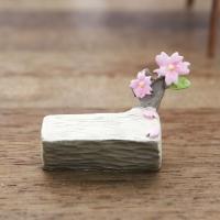벚꽃나무 레진 오너먼트 트레이-2인체어