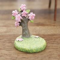 벚꽃나무 레진 오너먼트 트레이-중형