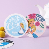 [Disney]Alice in Wonderland_Coaster (12p)