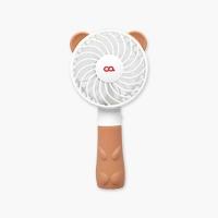 (예약판매)쿠마/우사미 USB 핸디형 미니선풍기 (2000mAh)