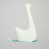 Swan-mobile
