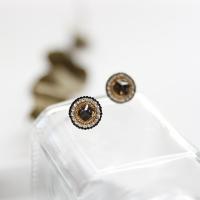 제이로렌 M01436 이매진 모던 캘세도니 귀걸이