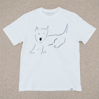 [Organic cotton] The Dog (발목양말 증정)