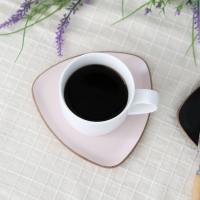 앤 윌로우 삼각컵받침W015-핑크