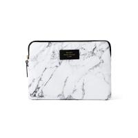 [Woouf] iPad Sleeve - White Marble