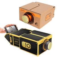 [원더스토어] DIY 스마트폰 프로젝터 2.0 Copper/Gold_(422043)