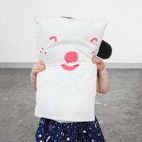 [파인리틀데이_Fine Little Day]HAPPY,SAD Pillow Case