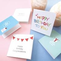 미니축하카드 5Set - 생일