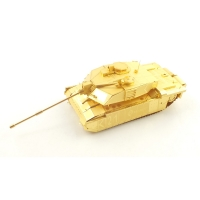 [3D골드메탈웍스]1/54 영국 챌린져 탱크 (MCW651114GO)