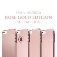 [엘라고] S5 Rose Gold Edition for iPhone SE/5/5S