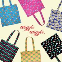 [위글위글 에코백] Wiggle Wiggle Eco Bag
