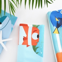 [Disney]Dory_Beach Towel